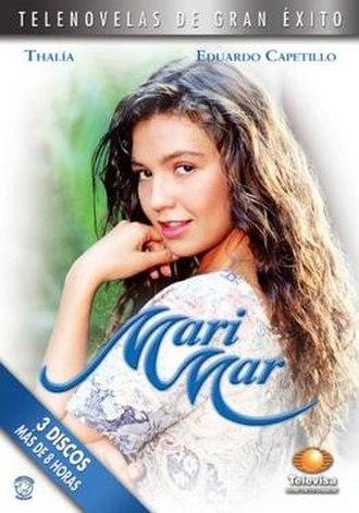 Marimar (Mexican TV series) - DVD poster