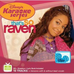 That's So Raven (soundtrack) - Image: That's so raven karaoke