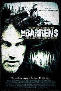 <i>The Barrens</i> (film) 2012 film by Darren Lynn Bousman