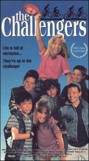 The Challengers (film) - VHS cover