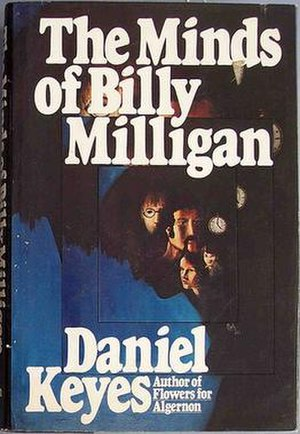 The Minds of Billy Milligan - 1981 edition cover