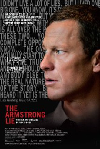 The Armstrong Lie - Film poster