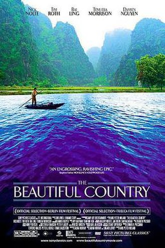 The Beautiful Country - Theatrical film poster