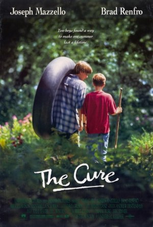 The Cure (1995 film) - Theatrical release poster