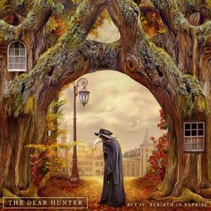 Act IV: Rebirth in Reprise - Image: The Dear Hunter Act IV Cover Art