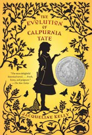 The Evolution of Calpurnia Tate - First edition cover, illustrated by Beth White and designed by April Ward