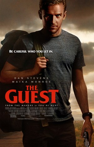 The Guest (film) - Theatrical release poster
