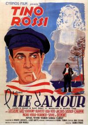 The Island of Love - Image: The Island of Love poster (1944 film)