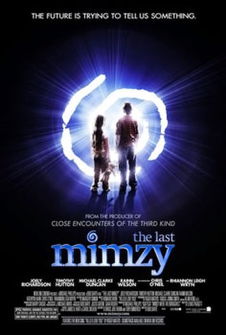 The Last Mimzy - US Promotional poster
