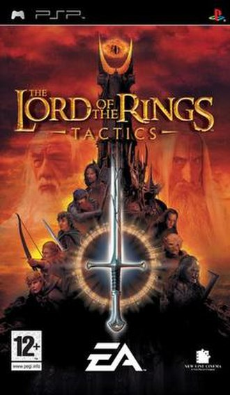 The Lord of the Rings: Tactics - Image: The Lord of the Rings Tactics