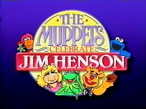 The Muppets Celebrate Jim Henson - Image: The Muppets Celebrate Jim Henson Logo