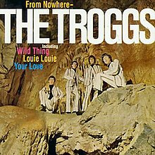 The Troggs From Nowhere The Troggs.jpg