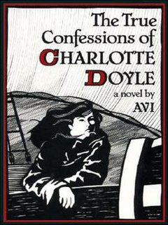 <i>The True Confessions of Charlotte Doyle</i> Novel by Avi
