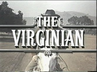 The Virginian (TV series) - Image: Thevirginiantitle