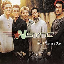 NSYNC — This I Promise You (studio acapella)