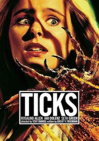 Ticks (film) - Image: Ticks (1993)