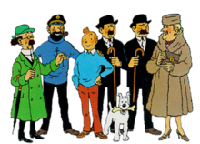 Tintin Comics Pdf In English
