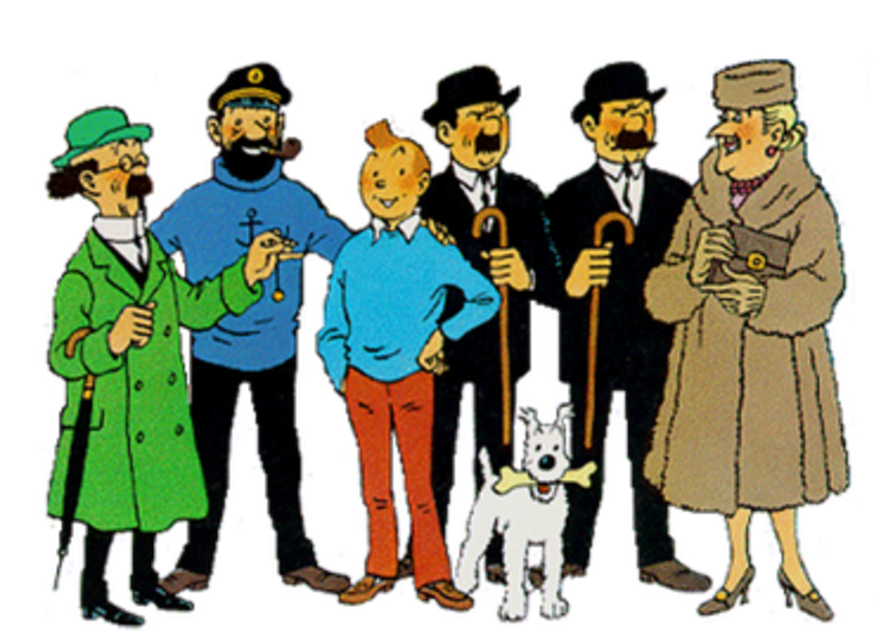 The Adventures Of Tintin The Reader Wiki Reader View Of Wikipedia