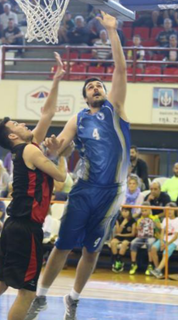 Stavros Toutziarakis Professional basketball player