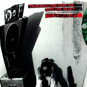 Transmissions from the Satellite Heart - Image: Transmissions from the satellite heart album cover
