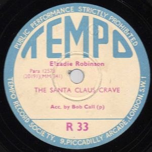Tempo Records (UK) - UK Tempo label c. 1950
