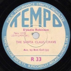 Tempo Records (UK) - UK Tempo label c. 1950
