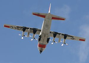 Lockheed C-130 Hercules - United States Coast Guard HC-130H