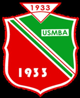 USM Bel-Abbès - Image: USM Bel Abbès (logo)