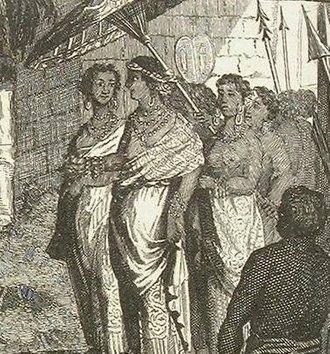Ettuveetil Pillamar - Umayamma Rani