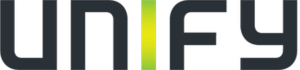 Unify Software and Solutions GmbH & Co. KG. - Image: Unifiy official logo