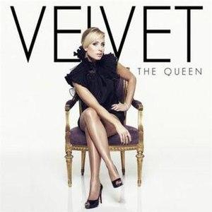 The Queen (Velvet song) - Image: Velvet the queen single