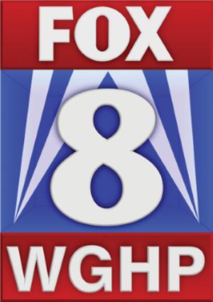 WGHP - Image: WGHP Fox 8 News logo