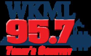 WKML - Image: WKML WKML95.7 logo