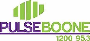 WXIT - Image: WXIT Pulse Boone 1200 95.3 logo