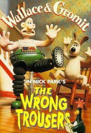 The Wrong Trousers - Image: Wallaceand Gromitin The Wrong Trousers