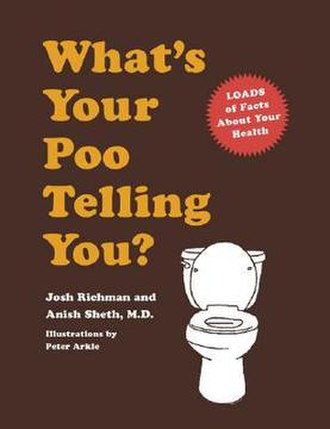 What's Your Poo Telling You? - Image: Whats Yor Po Telling You Book