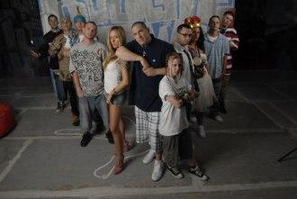 Ego Trip's The (White) Rapper Show - Cast