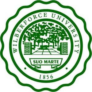 Wilberforce University - Seal of Wilberforce University