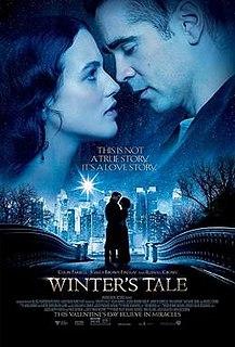 <i>Winters Tale</i> (film) 2014 American film