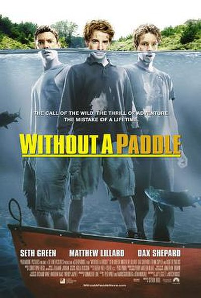 Picture of a movie: Without A Paddle