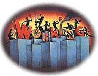Working (musical) - Logo for Working