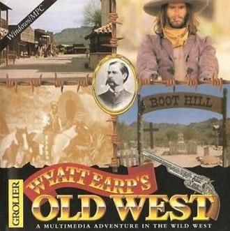Wyatt Earp's Old West - Image: Wyatt Earp's Old West