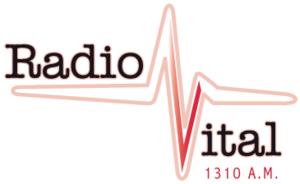 XETIA-AM - Image: XETIA Radio Vital 1310 logo