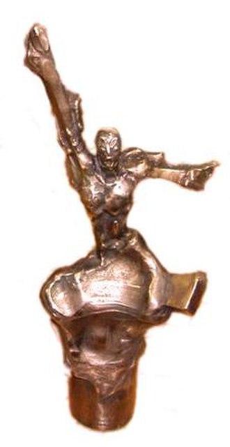 Janusz A. Zajdel Award - The statuette of the Janusz A. Zajdel Award.