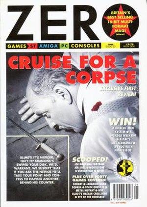 Zero (video game magazine)