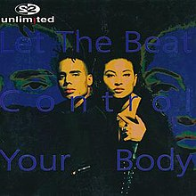 2 Unlimited — Let the Beat Control Your Body (studio acapella)
