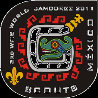 World Federation of Independent Scouts World Jamboree - Badge 3rd WFIS World Jamboree 2011