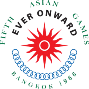 1966 Asian Games - Image: 5th asiad
