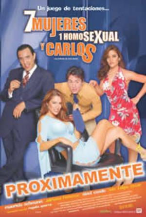 7 mujeres, 1 homosexual y Carlos - 7 mujeres, 1 homosexual y Carlos