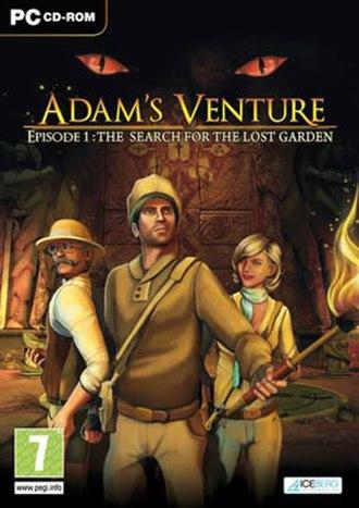 Adam's Venture - Image: Adam's Venture